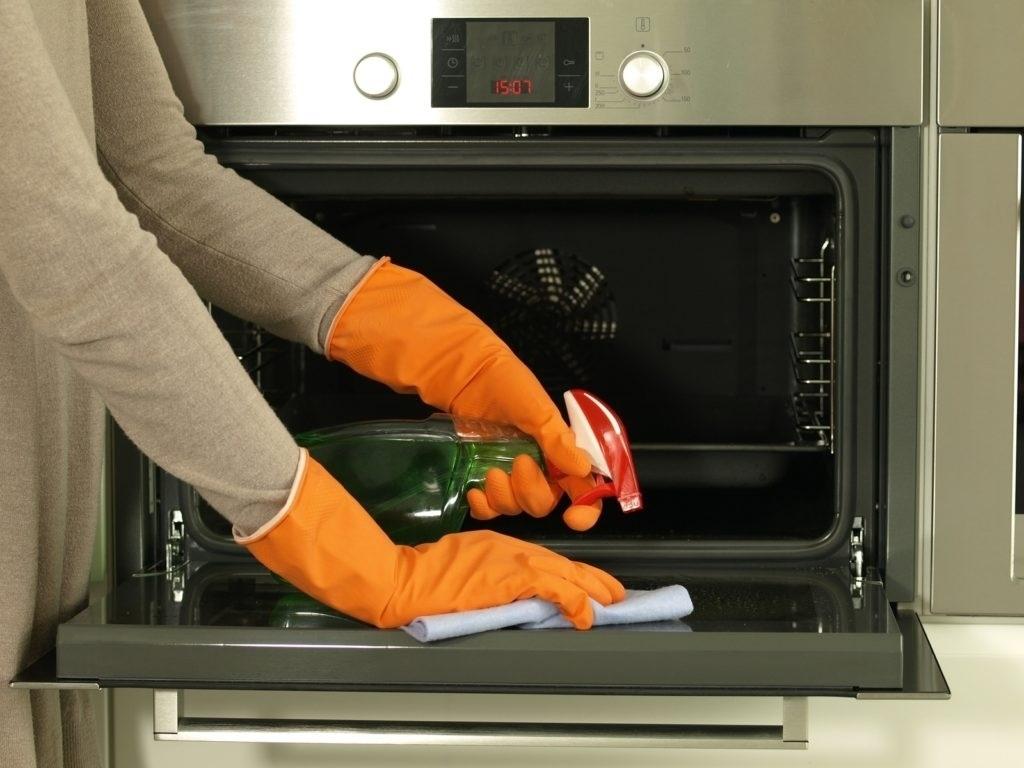 чистящие средства для духовки