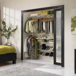 гардероб с раздвижной дверью