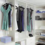 гардероб для платьев