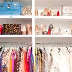 гардероб для леди