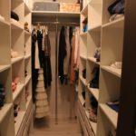 гардероб в чулане