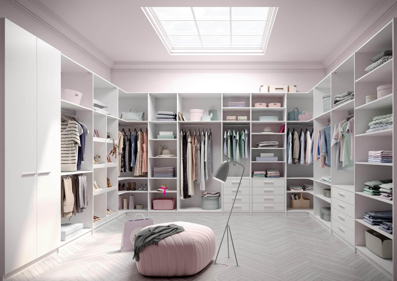 Ухаживайте за гардеробной комнатой