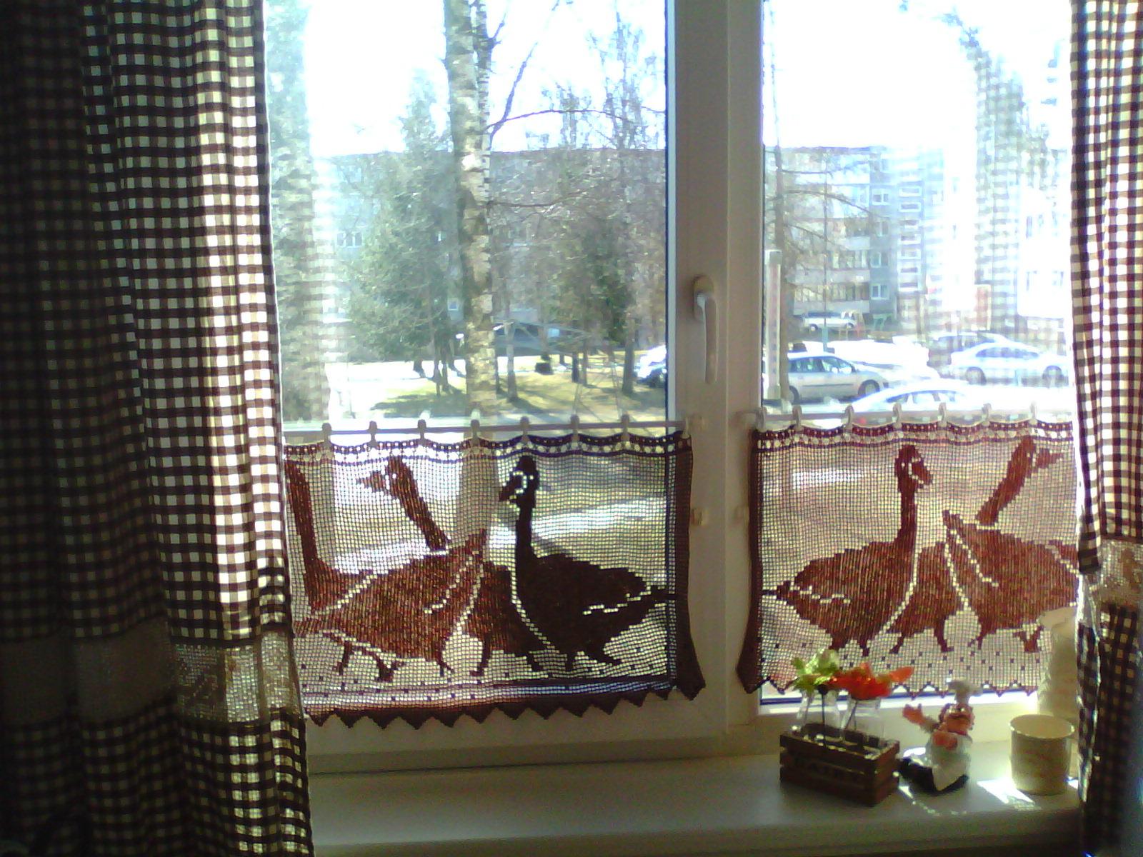ажурные шторы