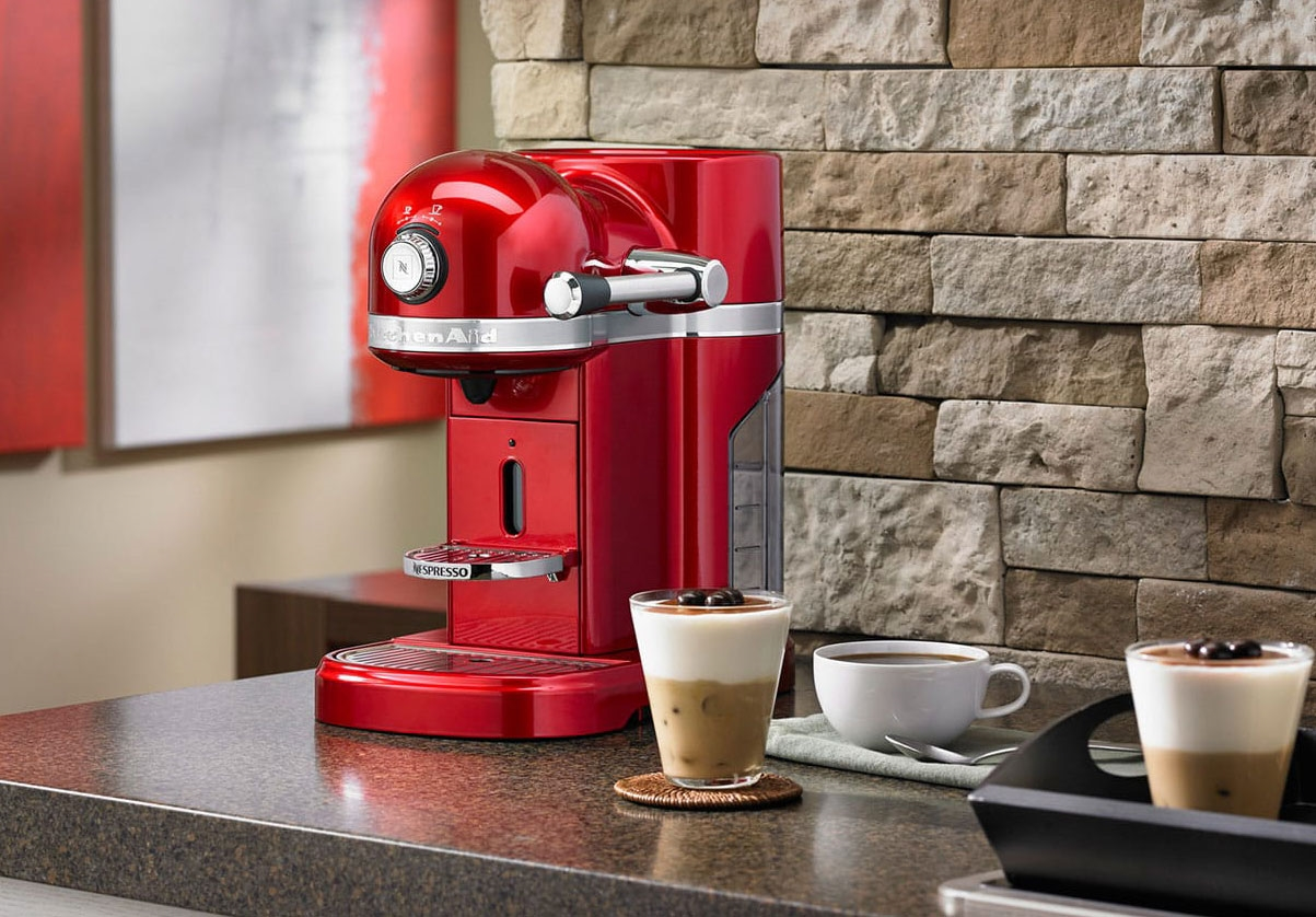 функциональность капсульной кофемашины