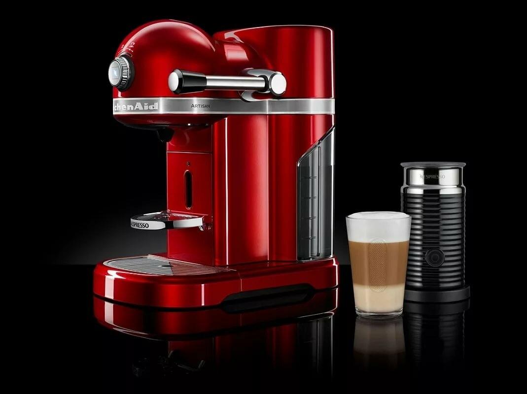 особенности использования кофемашины