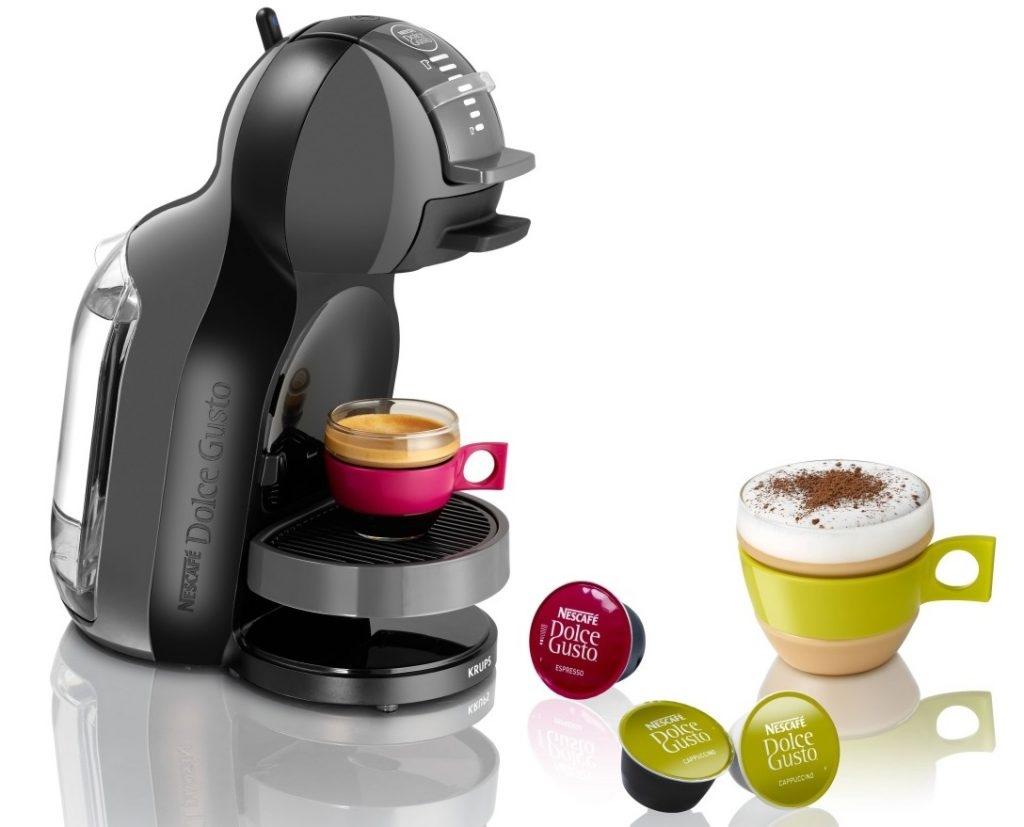 капсульная машина  для приготовления кофе