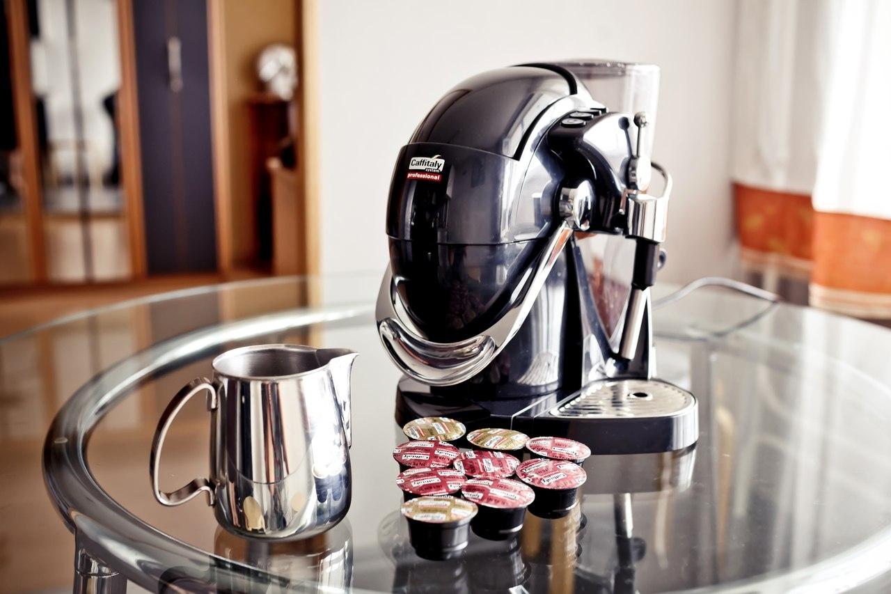 выбор машины для приготовления кофе