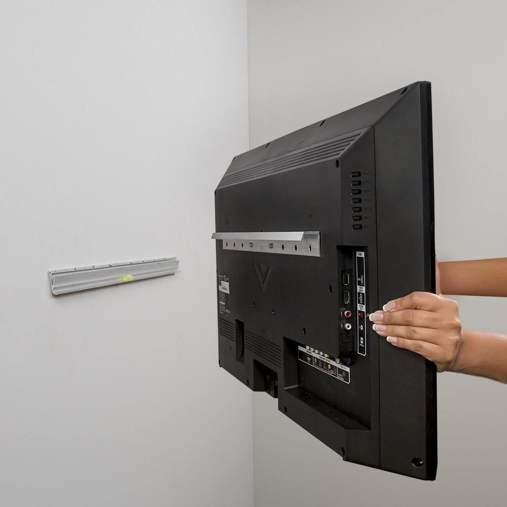 крепление телевизора прямо на стену