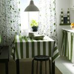 какие шторы подойдут для кухни