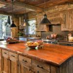 как стильно оформить кухню