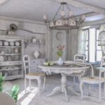 кухня прованс под старину