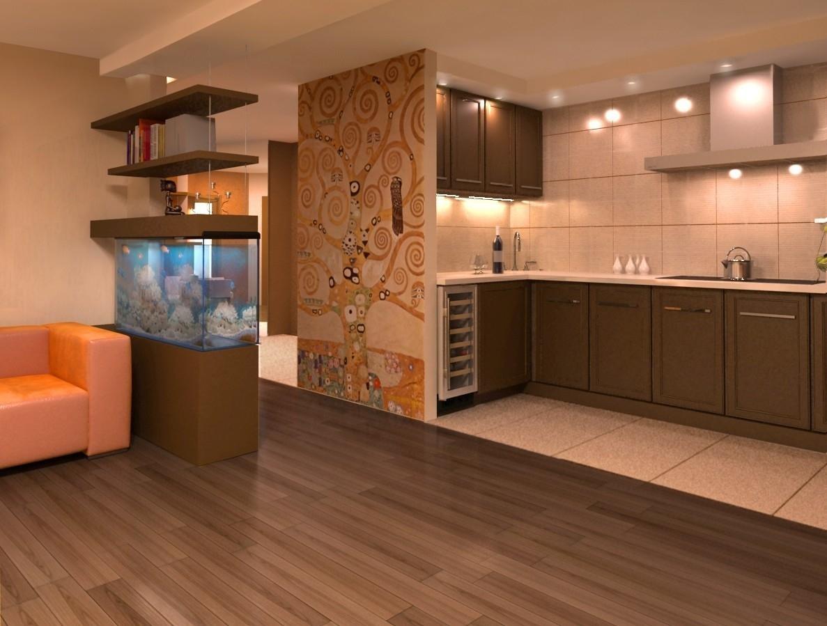 декоративные акценты на кухне