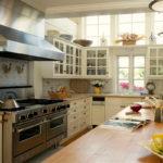 правила оформления кухни в классическом стиле