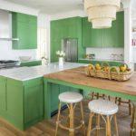правила оформления кухонного пространства