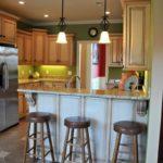 мебель для деревянной кухни