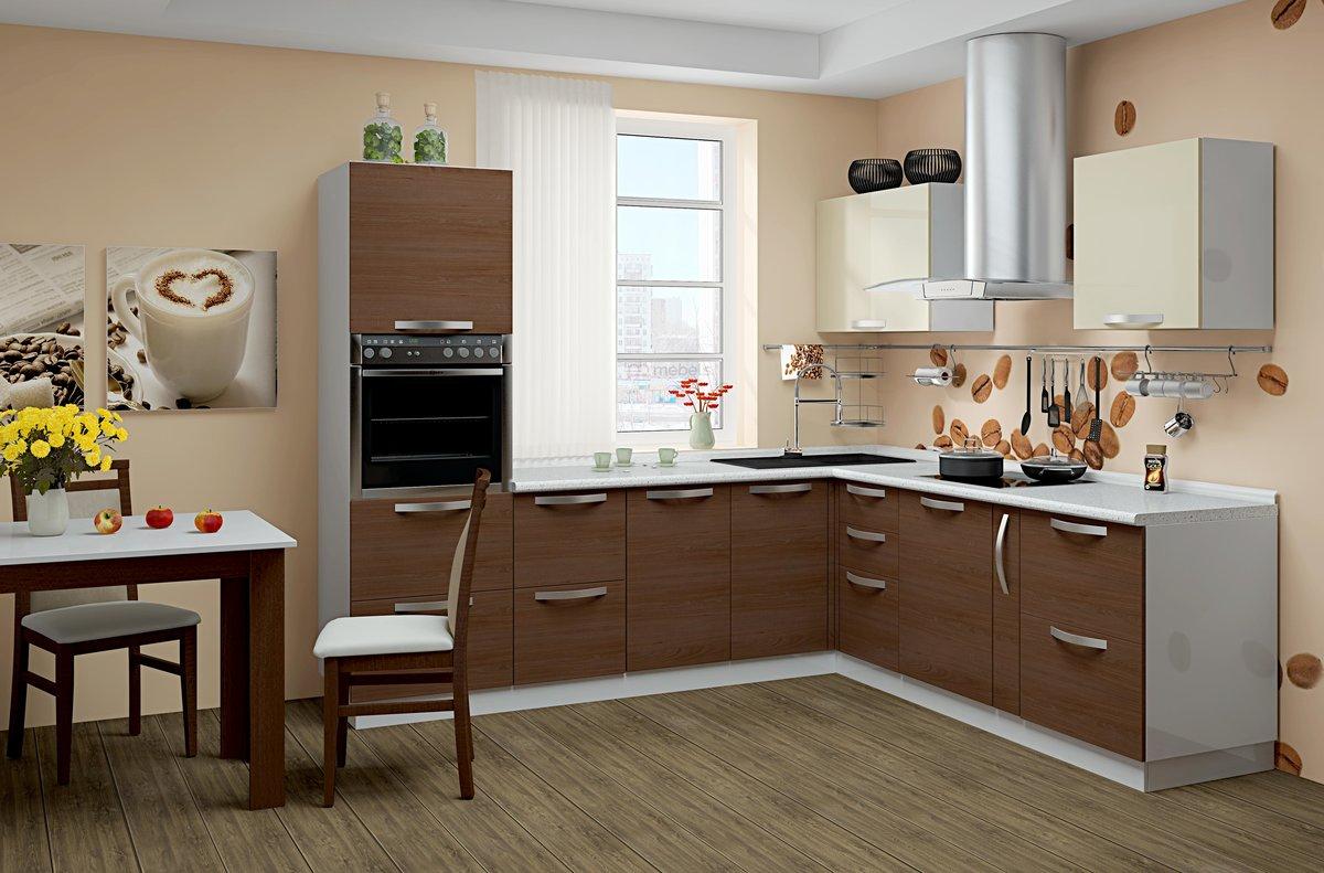 мебель кухни цвета кедр фото размещении карт