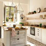мебель под старину для кухни прованс