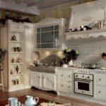 милая кухня прованс