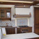 мозаика для кухни прованс