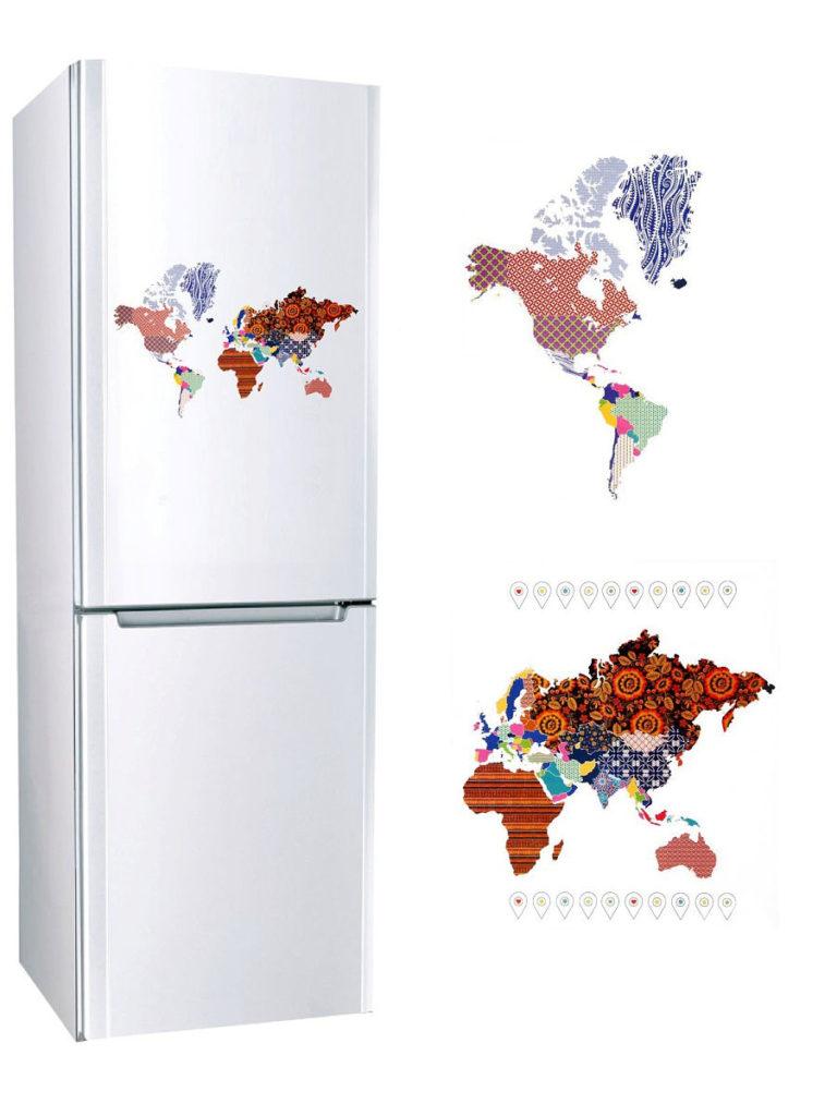 эскиз обновления холодильника