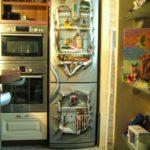 холодильник для бабушки