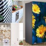 цветы на холодильник