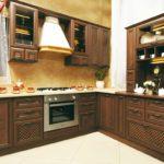 ореховая кухня
