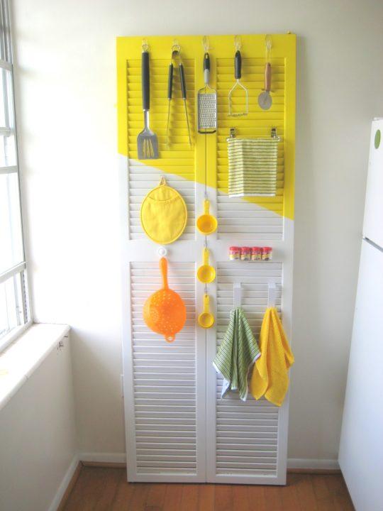 органайзер на двери холодильника