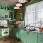 освещение на кухне, варианты