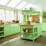 какие виды мебели для кухни бывают