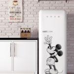 микки маус на холодильник