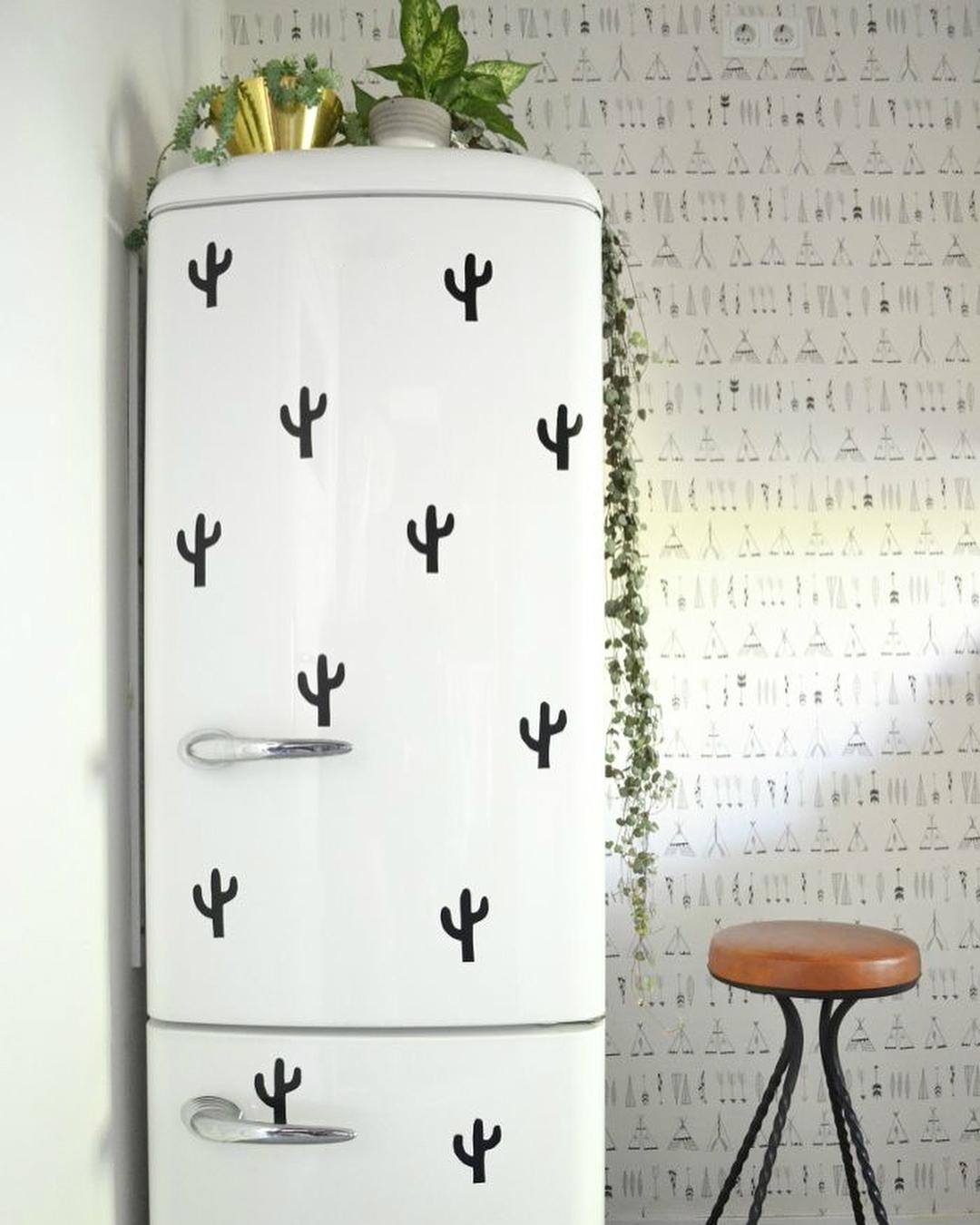 мелкие картинки на холодильник