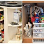 места для вещей на кухне