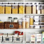 порядок в кухонном шкафу