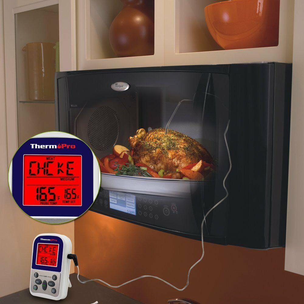 проводной термощуп для духовки