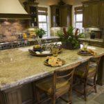 оливковая кухня - детали и аксессуары