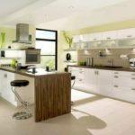 где поставить стол на кухне