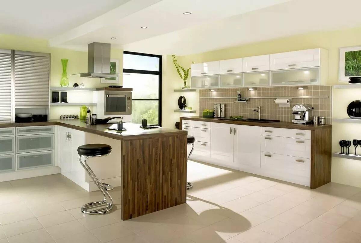 Самые стильные кухни фото