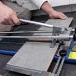 ручной плиткорез для керамической плитки