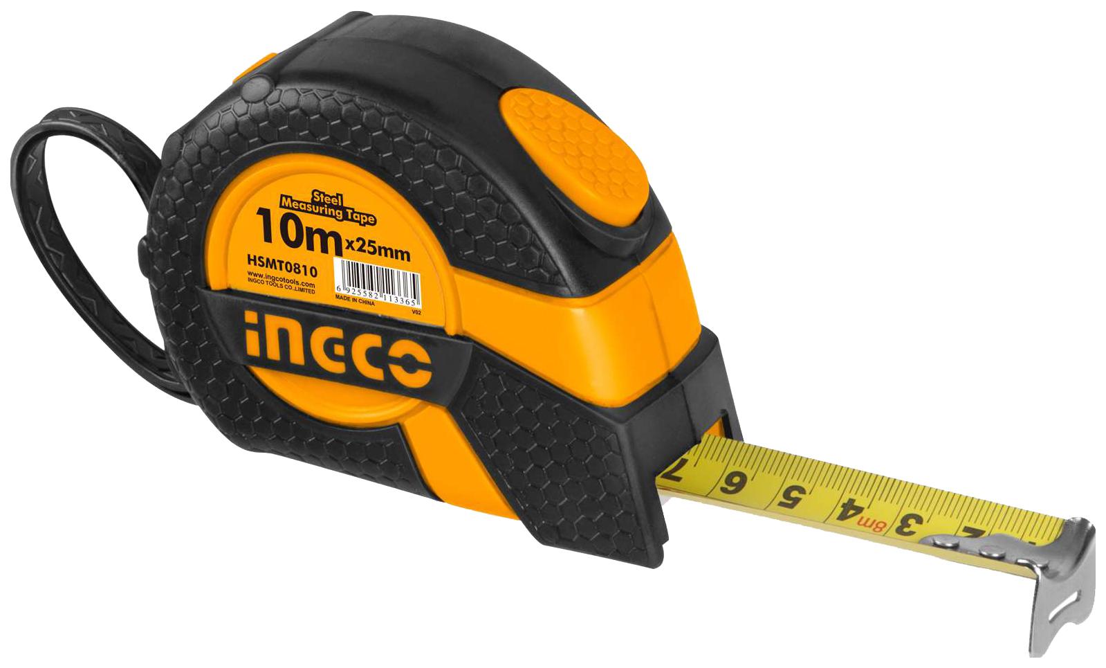 рулетка для измерения площади помещения