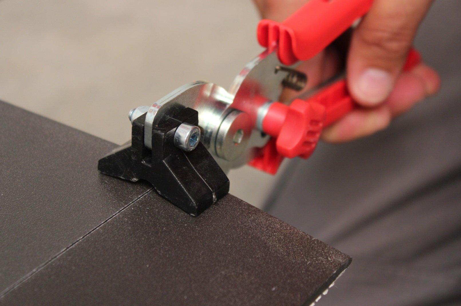 Щипцы-плиткорез для малых объемов работ