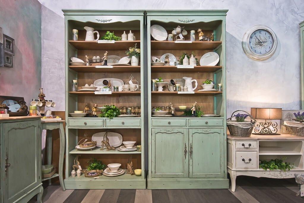 шкафы для кухонь прованс