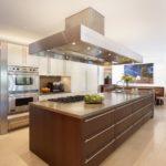 стол-остров на кухне, какой выбрать