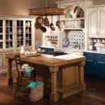стол для кухни прованс