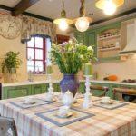 цветы для кухни прованс