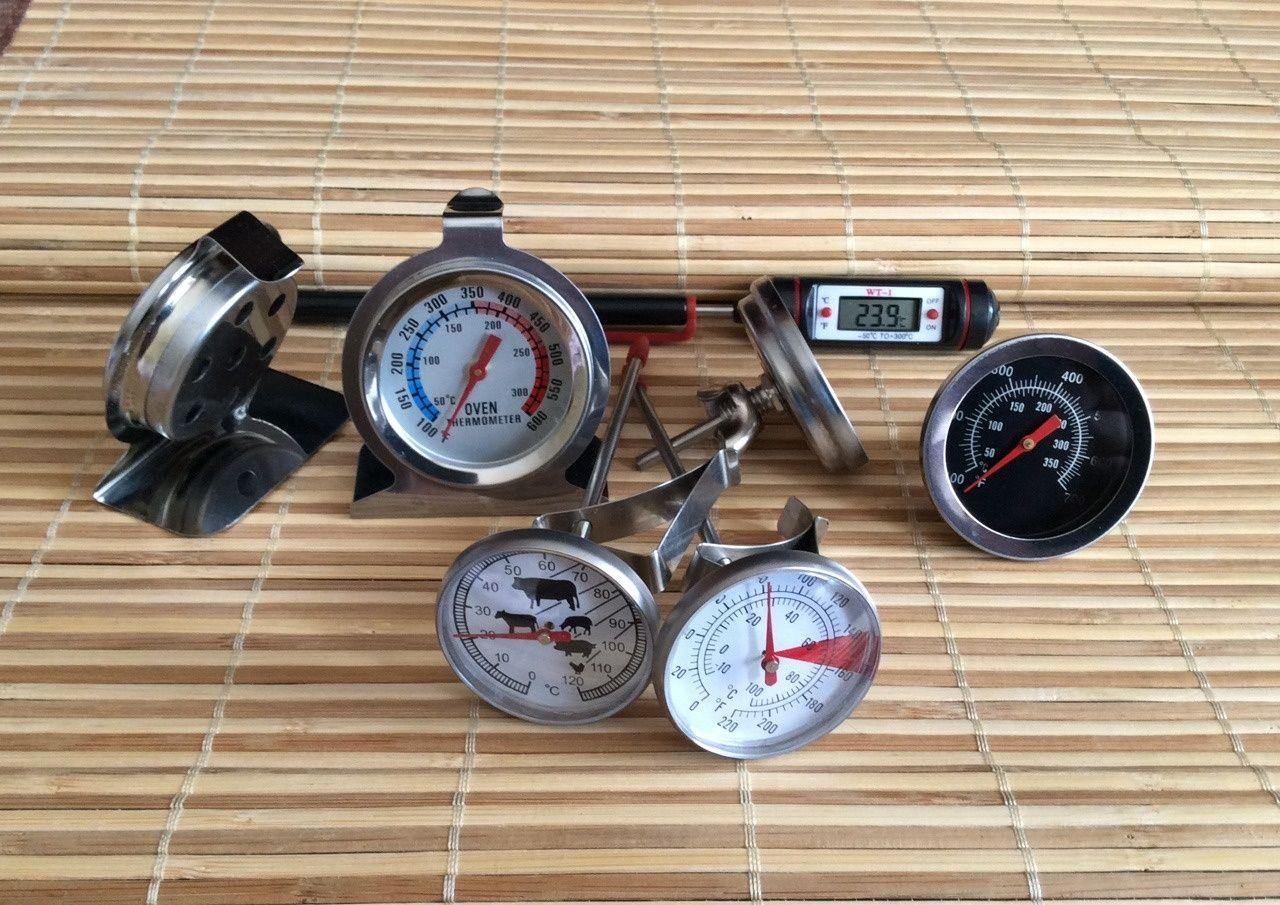 как выбрать термометр для духовки