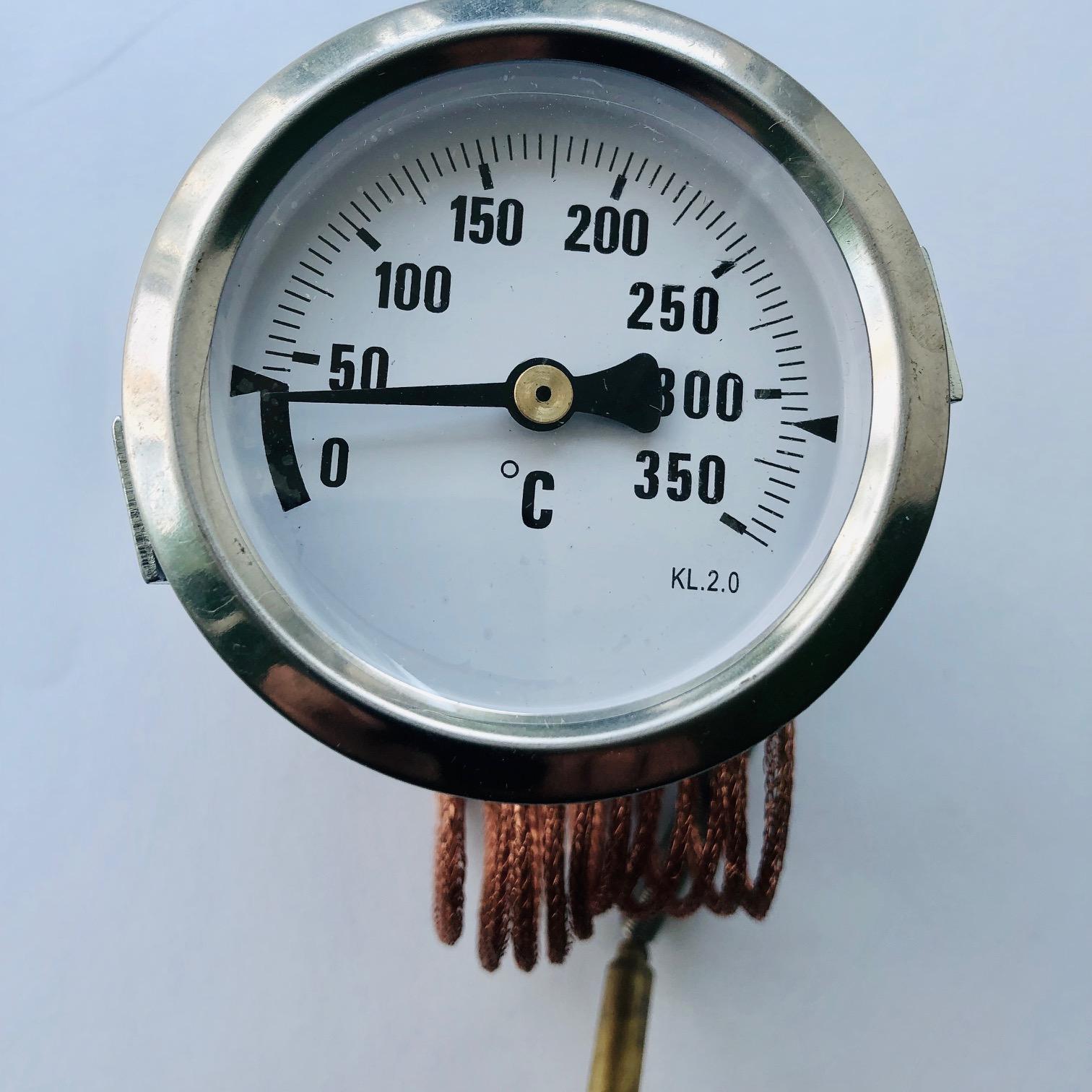 аналоговый термометр для духовой печи