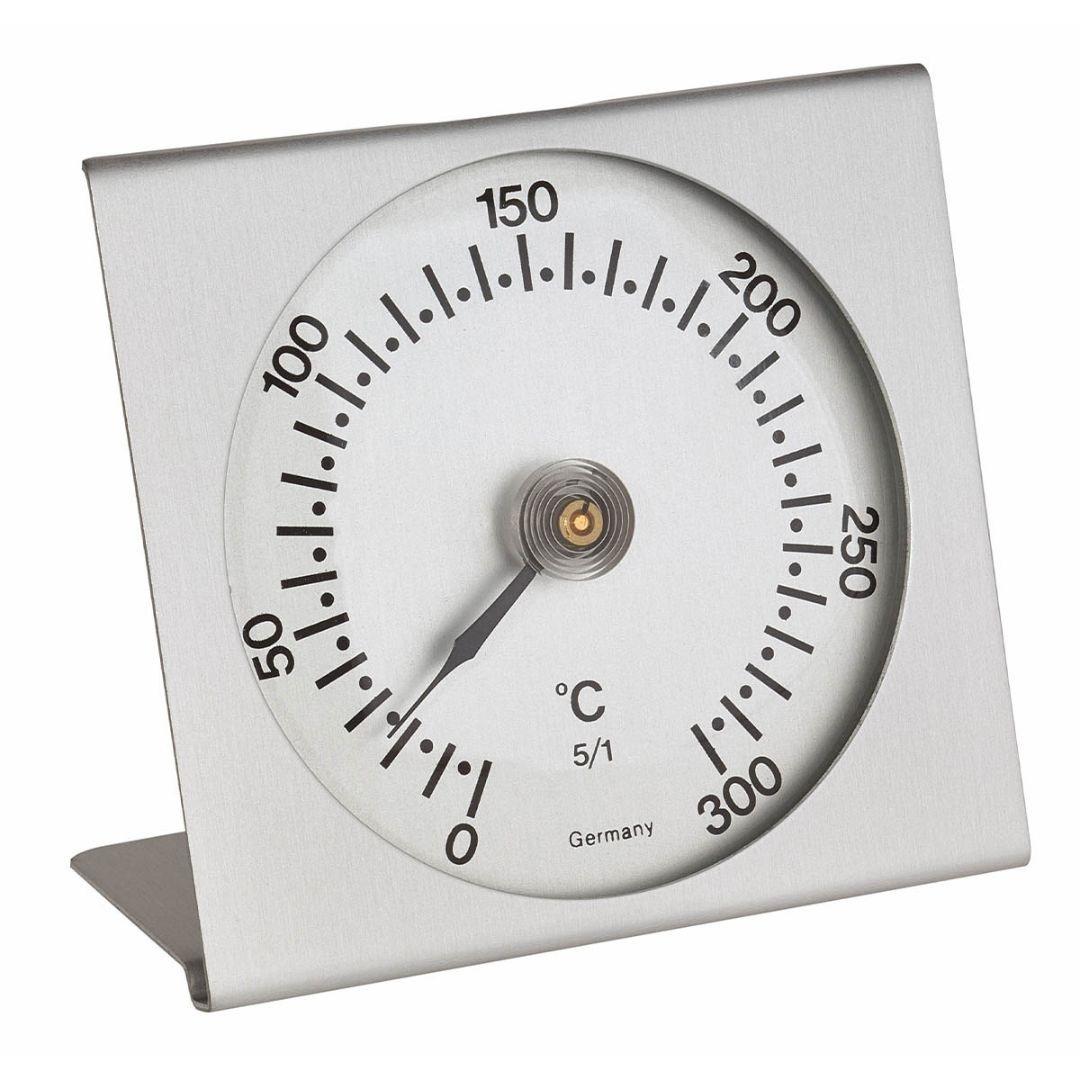 измерение температуры в духовке термометром