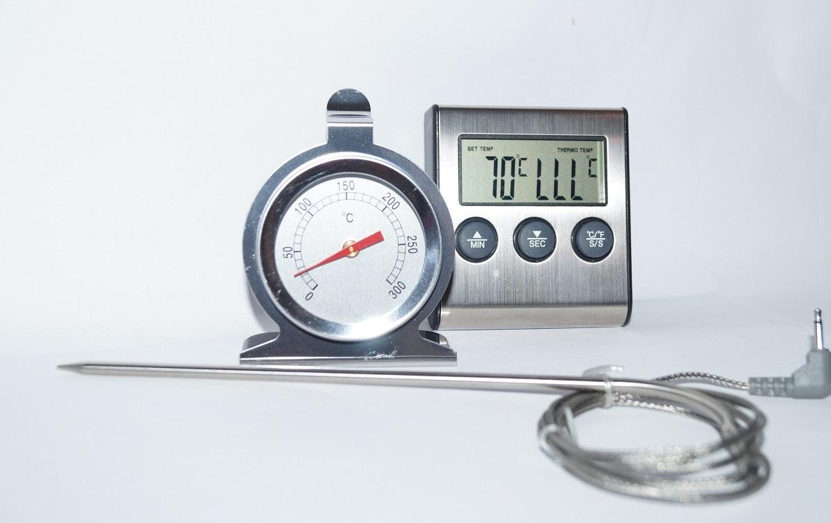 электрический термометр для духовки