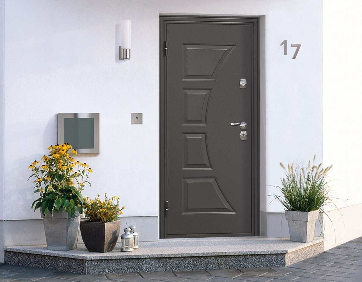 направление открытия двери